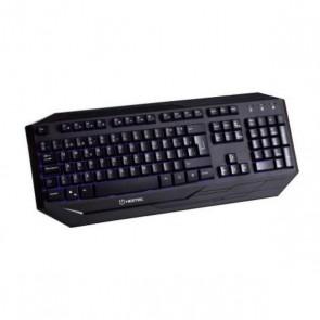 Tastiera per Giochi Hiditec GK200 GKE010000 Nero