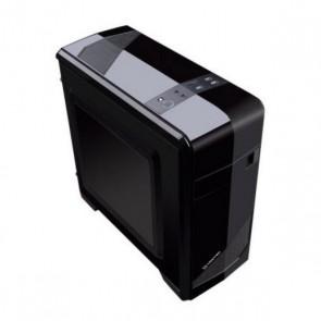 Cassa Micro ATX con Lettore di Schede Hiditec CHA010006 USB 3.0