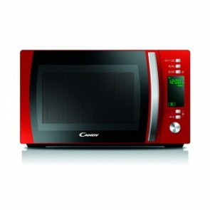 Microonde con Grill Candy CMXG20DR 20 L 1000W Rosso