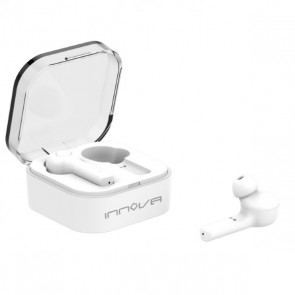 Auricolari Bluetooth Innova AUR-20 Bianco