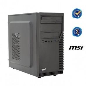 PC da Tavolo iggual PSIPCH428 i7-9700 8 GB RAM 240 GB SSD Nero