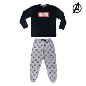 Pigiama The Avengers 74853 Azzurro Adulti