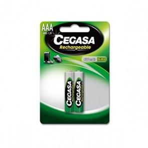 Batterie Ricaricabili Cegasa HR03 800 mAh (2 uds)