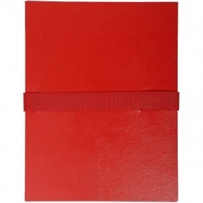 Cartella Portadocumenti Exacompta 629E A4 Rosso (Refurbished A+)
