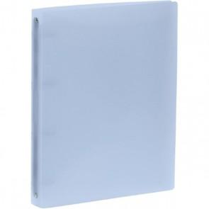 Raccoglitore ad anelli 218232 A4 Plastica Azzurro (Refurbished A+)