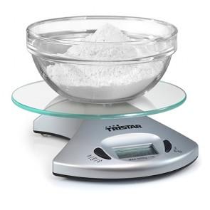 Bilancia da Cucina Tristar KW2431 5kg Trasparente