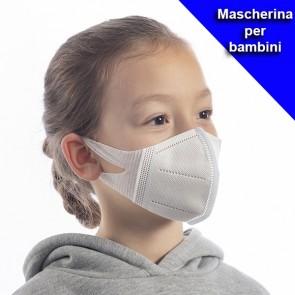 Mascherina di Protezione Respiratoria Per bambini (Pacco da 30)