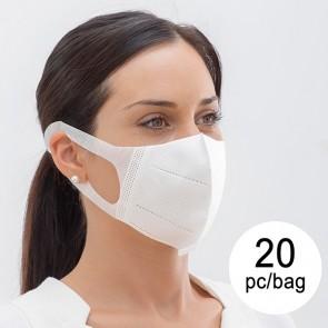 Mascherina di Protezione Respiratoria Mascherine Pacco da 20 Unità
