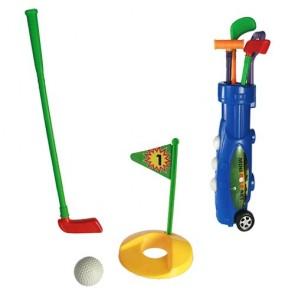 Plastic Caddy Set da Golf (9 Pezzi)