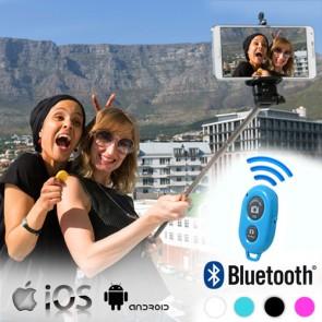 Selfie Stick con Telecomando Bluetooth