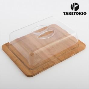 Porta formaggio in Bambù TakeTokio