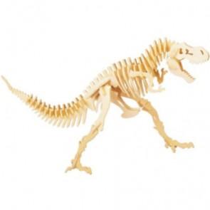 Puzzle di Legno Scheletro Dinosauro