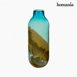 Vaso Geam (12 x 12 x 33 cm) - Pure Crystal Deco Collezione by Homania