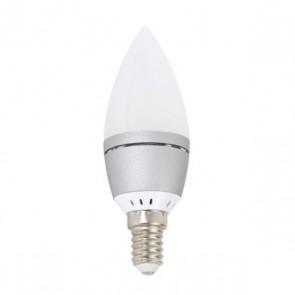 Lampadina Candela Omega E14 4W 300 lm 2800 K Luce Calda