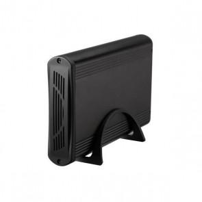 """Scatola Esterna TooQ TQE-3526B HD 3.5"""" SATA III USB 3.0 Nero"""