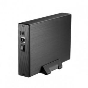 """Scatola Esterna TooQ TQE-3527B HDD 3.5"""" SATA III USB 3.0 Nero"""
