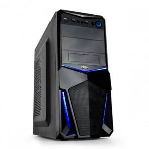 Cassa Semitorre ATX NOX NXPAX USB 3.0 Nero
