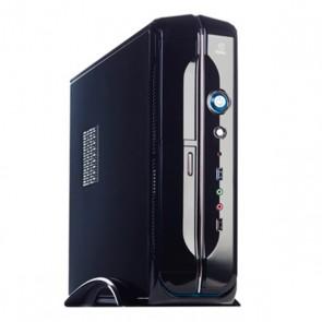 Cassa Micro ATX con Unità di Alimentazione Hiditec CH50SLM118 USB 3.0 Nero