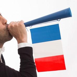 Trombetta Bandiera della Francia
