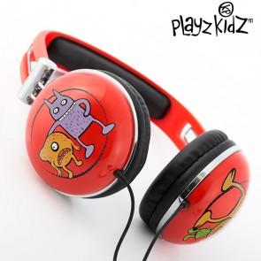 Cuffie Mostriciattoli Playz Kidz