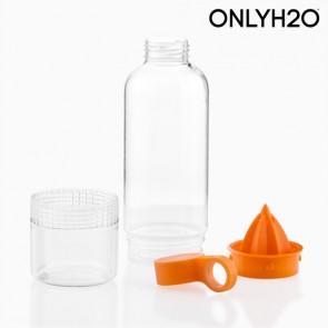 Bottiglia per Infusi di Agrumi con Spremiagrumi Sensations Juicer