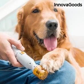 Lima per Unghie Elettrica per Animali Domestici InnovaGoods
