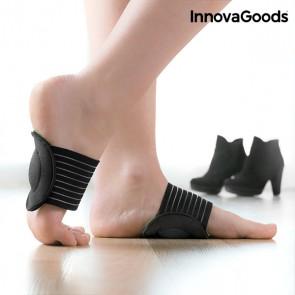 Cuscinetti per Piedi con ponte InnovaGoods (Confezione da 2)