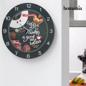 Orologio da Parete Food Homania