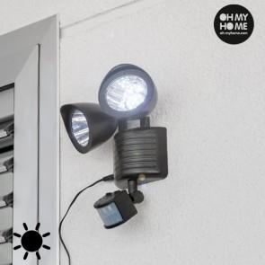 Lampada ad Energia Solare con Sensore di Movimento Oh My Home