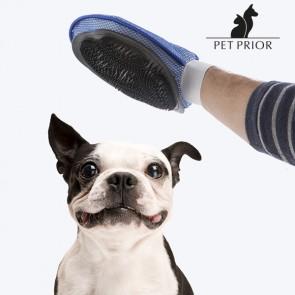 Spazzola-Guanto per Animali Domestici Pet Prior