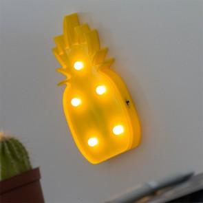 Lampada LED da Parete Ananas Wagon Trend (5 LED)