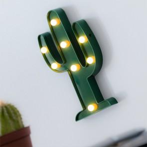 Lampada LED da Parete Cactus Wagon Trend (8 LED)