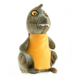 Peluche Dinosauro con Registratore e Riproduttore di Voce Junior Knows