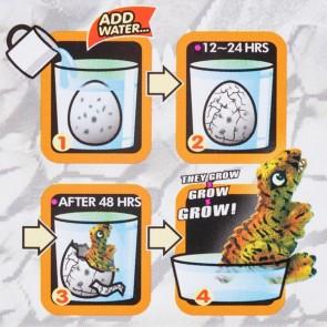 Uovo con Dinosauro Little Junior Knows