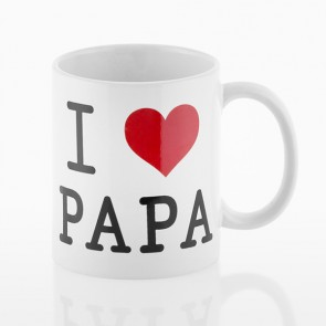 Tazza I Love Papà Romantic Items