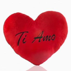 Cuore Gigante di Peluche Ti Amo Romantic Items