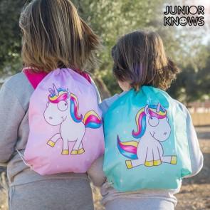 Zaino a Sacca Unicorno Junior Knows