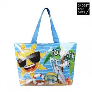 Borsa Mare Emoticon Summer Time Gadget and Gifts