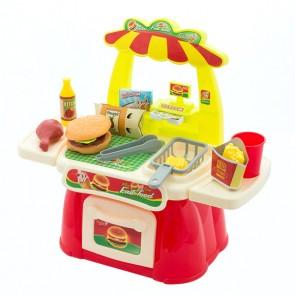 Gioco Fast Food con Accessori