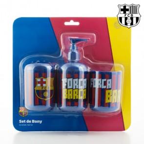 Accessori per il Bagno FC Barcelona (3 pezzi)