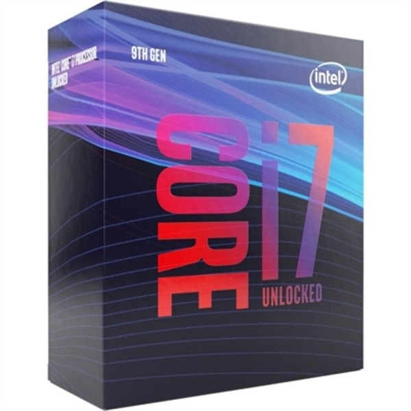 Processore Intel Core i7 9700K 3.6 GHz 12 MB