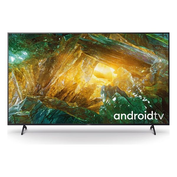 "Smart TV Sony Bravia KD85XH8096 85"" 4K Ultra HD LED WiFi Nero"