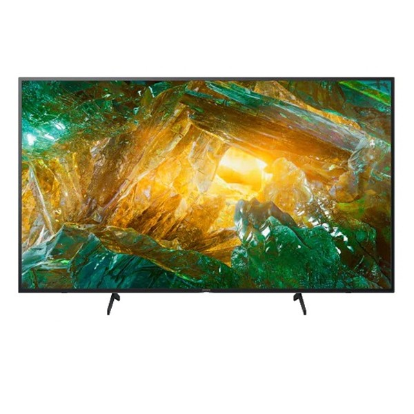 "Smart TV Sony Bravia KD49XH8096 49"" 4K Ultra HD LED WiFi Nero"