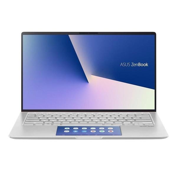 "Notebook Asus UX434FLC-A5268R 14"" i7-10510U 16 GB RAM 512 GB SSD Argentato"