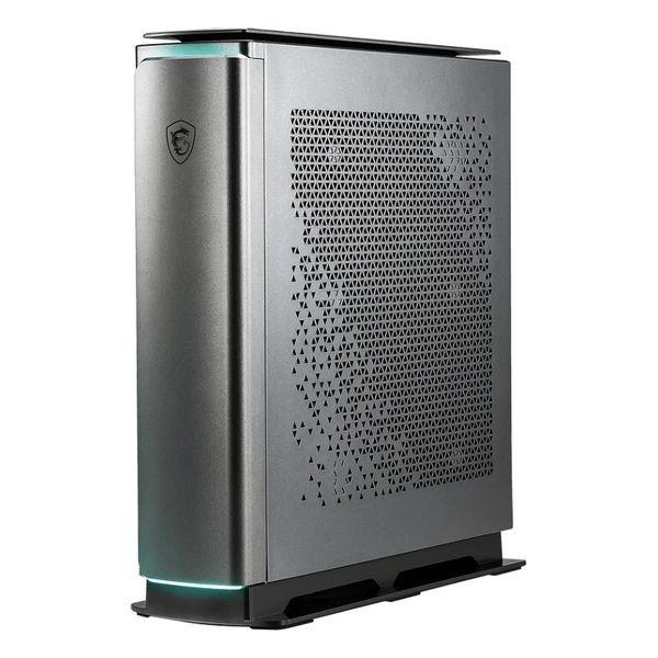 PC da Tavolo MSI P100A-048ES i7-9700 32 GB RAM 3 TB W10 Grigio