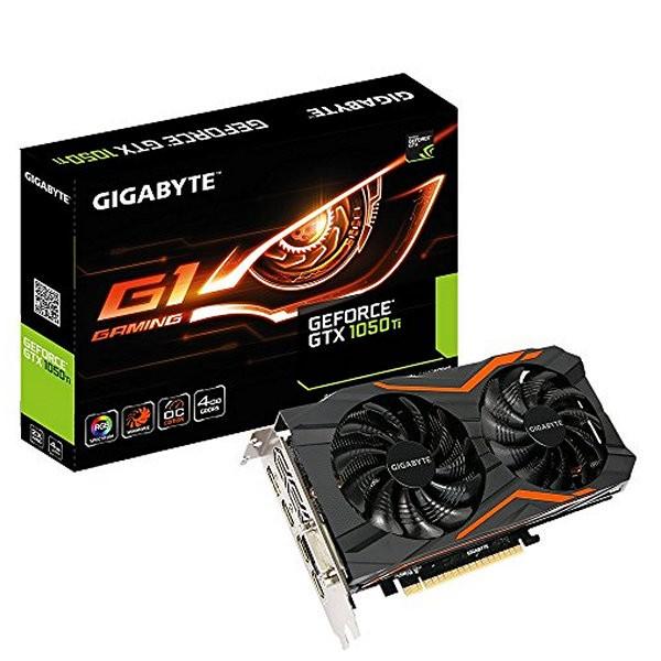 Scheda Grafica Gaming Gigabyte VGA VGA NVIDIA GTX 1050 4 GB DDR5