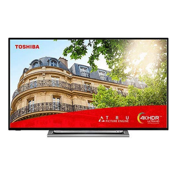 "Smart TV Toshiba 49UL3A63DG 49"" 4K Ultra HD LED WiFi Nero"