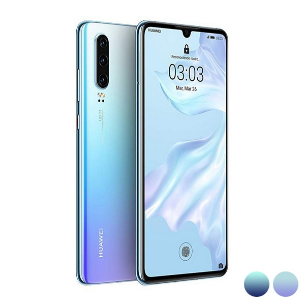 "Smartphone Huawei P30 6,1"" FHD Octa Core 6 GB RAM 128 GB Azzurro"