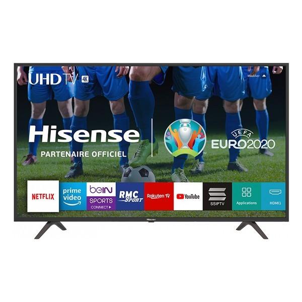"Smart TV Hisense 50B7100 50"" 4K Ultra HD LED WiFi Nero"
