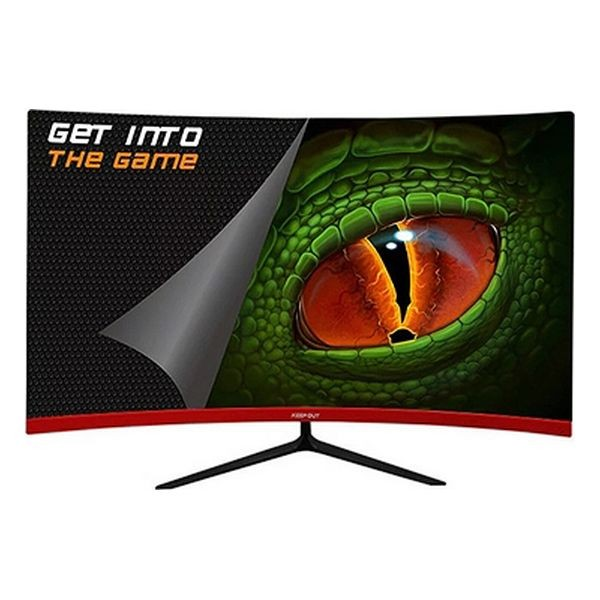 "Monitor Gaming KEEP OUT XGM24C+ 23,6"" Full HD 144 Hz USB Curvo"